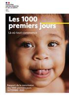 Les 1000 premiers jours - Remise du rapport