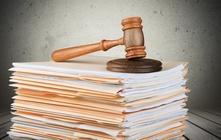 Des textes de loi