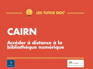 CAIRN - Tutoriel