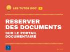 Compte-lecteur - Réserver un document