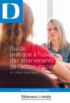 Guide pratique à l'usage des intervenants de l'action sociale : 18 fiches pratiques